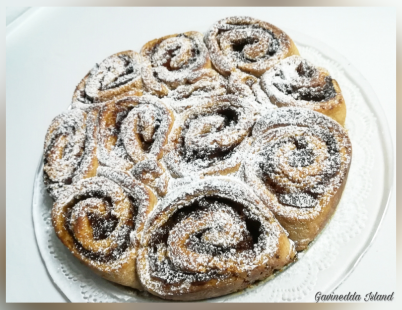 Rose di pan brioche integrale